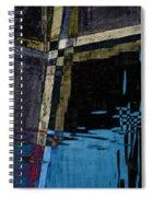 Low Tide 3 Spiral Notebook