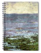Low Tide At Sunrise Spiral Notebook