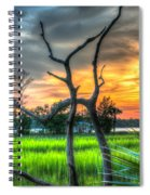 Lowcountry Charm Spiral Notebook