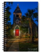 Lowcountry Church Spiral Notebook