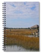 Lowcountry Playground Spiral Notebook