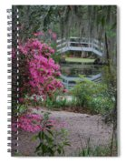 Lowcountry Series II - Ode To Monet Spiral Notebook
