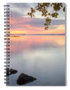 Lowell Sunrise Spiral Notebook