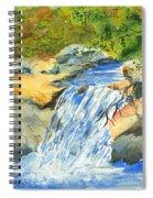 Lower Burch Creek Spiral Notebook
