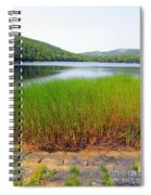 Lower Hadlock Pond Spiral Notebook