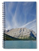 Lower Kananaskis Lake Spiral Notebook