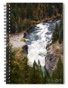 Lower Mesa Spiral Notebook
