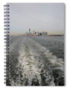 Lower New York Spiral Notebook