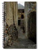 Lower Preveli Monastery Crete 2 Spiral Notebook