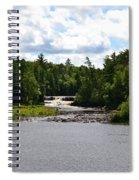 Lower Tahquamenon Falls L Spiral Notebook
