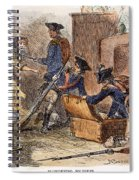 Loyalist Home, 18th C Spiral Notebook