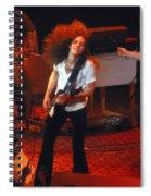 Ls #11 Crop 2 Spiral Notebook