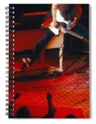 Ls #17 Crop 2 Spiral Notebook
