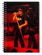 Ls #22 Spiral Notebook