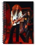 Ls #9 Crop 2 Spiral Notebook