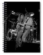 Ls Spo #19 Crop 2 Spiral Notebook