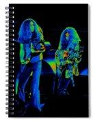 Ls Spo #21 Crop 4 In Cosmicolors Spiral Notebook