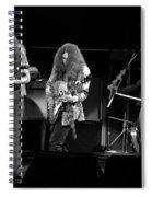 Ls Spo #21 Enhanced Bw Spiral Notebook