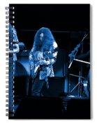 Ls Spo #21 In Blue Spiral Notebook