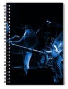 Ls Spo #26 Enhanced In Blue Spiral Notebook