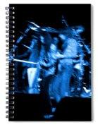 Ls Spo #67 Crop 2 In Blue Spiral Notebook