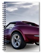 Lt1 Stingray Spiral Notebook