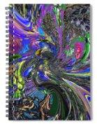 Lucid Dream - The Garden Spiral Notebook