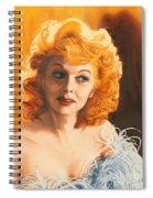 Lucille Desiree Spiral Notebook