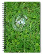 Lucky Bubble Spiral Notebook