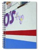 Lucky Leo's Spiral Notebook