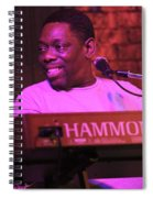 Lucky Peterson Spiral Notebook