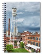 Lucky Strike Spiral Notebook