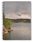 Lucky Strike Spiral Notebook