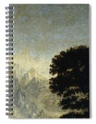 Ludlow Castle, Shropshire Spiral Notebook