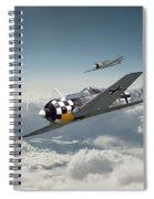 Luftwaffe - Fw190 Spiral Notebook