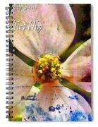 Luke 23 33 Spiral Notebook