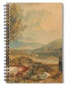 Lulworth Castle Spiral Notebook