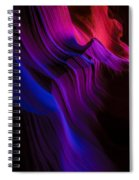Luminary Peace Spiral Notebook