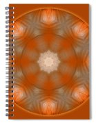 Luminescence II Spiral Notebook