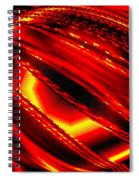 Luminous Energy 20 Spiral Notebook