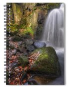 Lumsdale Falls 2.0 Spiral Notebook