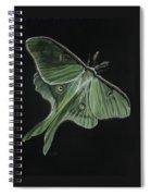 Luna Spiral Notebook