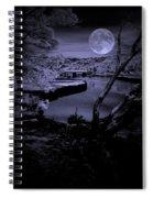 Luna See Spiral Notebook