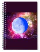 Lunar Magic Spiral Notebook