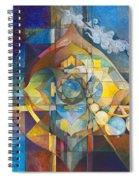 Lunar Sanctum Spiral Notebook