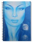 Lunarium Spiral Notebook
