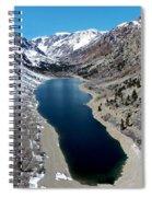 Lundy Lake Spiral Notebook