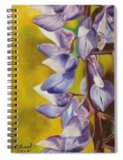 Lupine Time Spiral Notebook