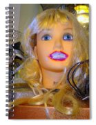 Luscious Lips Spiral Notebook