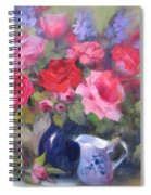 Luscious Roses Spiral Notebook